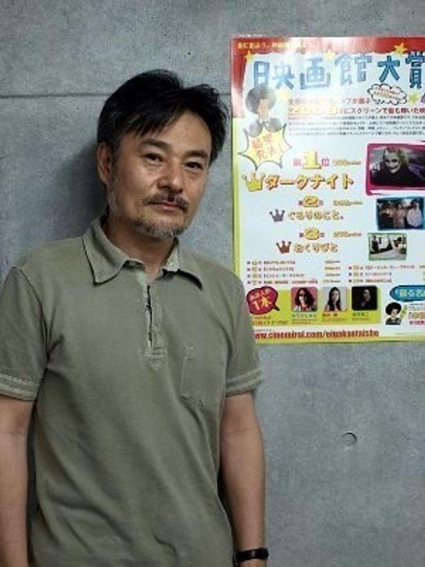大盛況だった「映画館大賞」の特集上映のトークイベントに登壇した黒沢清監督