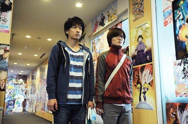 佐藤健&神木隆之介主演『バクマン。』が堂々の首位発進!