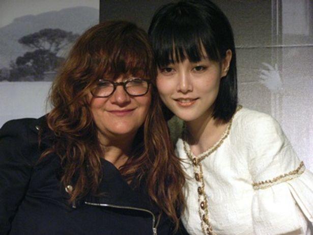 気持ちもくっつくイザベル・コイシェ監督と菊地凜子