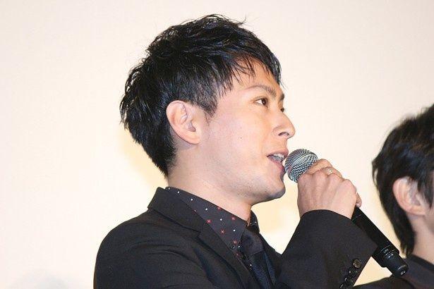 三代目J Soul Brothersの山下健二郎
