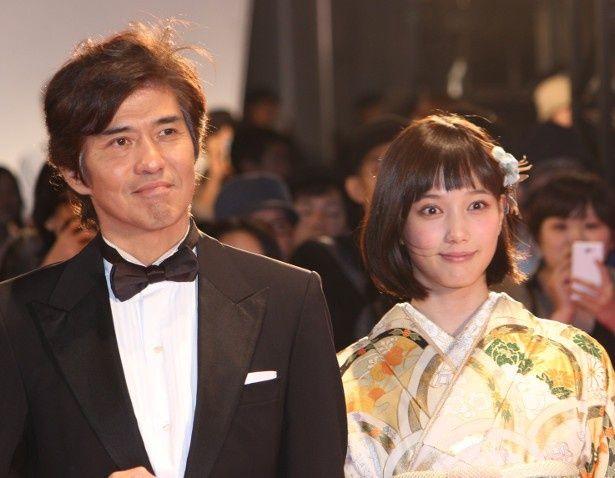 東京国際映画祭が開幕!本田翼は和装で登壇