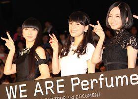 Perfume、結成15周年の決意「ずっと三人一緒に」