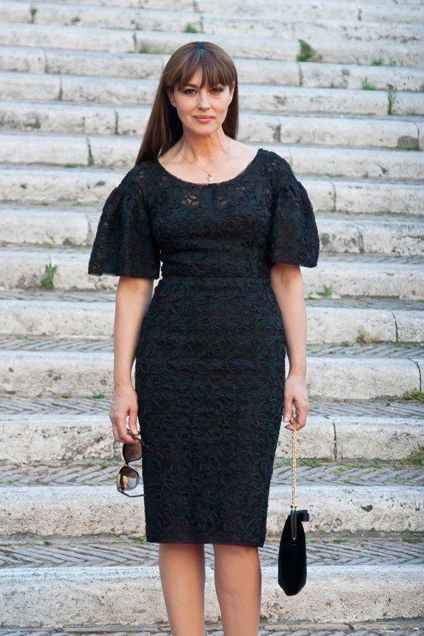 現在51歳のモニカ・ベルッチ