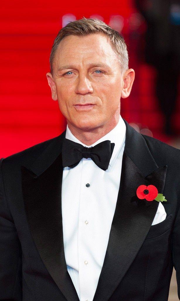007降板説を否定したダニエル・クレイグ