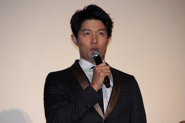 主演作公開初日を迎え、不安を吐露した鈴木亮平