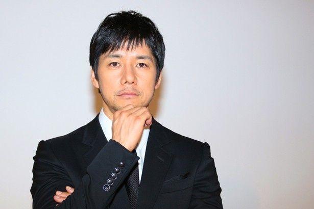 """西島秀俊が「""""何をやってもいい""""と思えた」と語る「MOZU」シリーズ。作品への熱い想いを明かす!"""