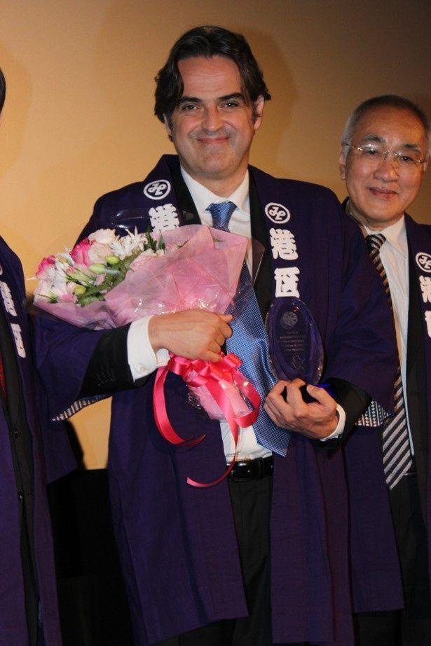 東京国際映画祭観客賞は、イタリア映画『神様の思し召し』