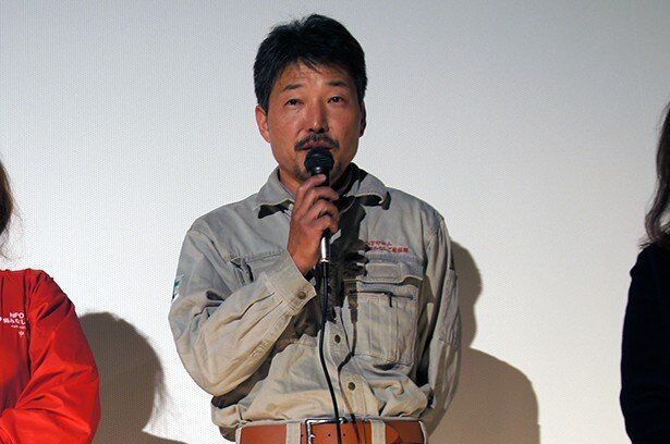 NPO団体「犬猫みなしご救援隊」副代表の田原好巳氏