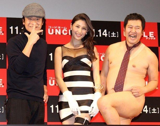 橋本マナミのセクシーコメント炸裂!「優しく付けてね」