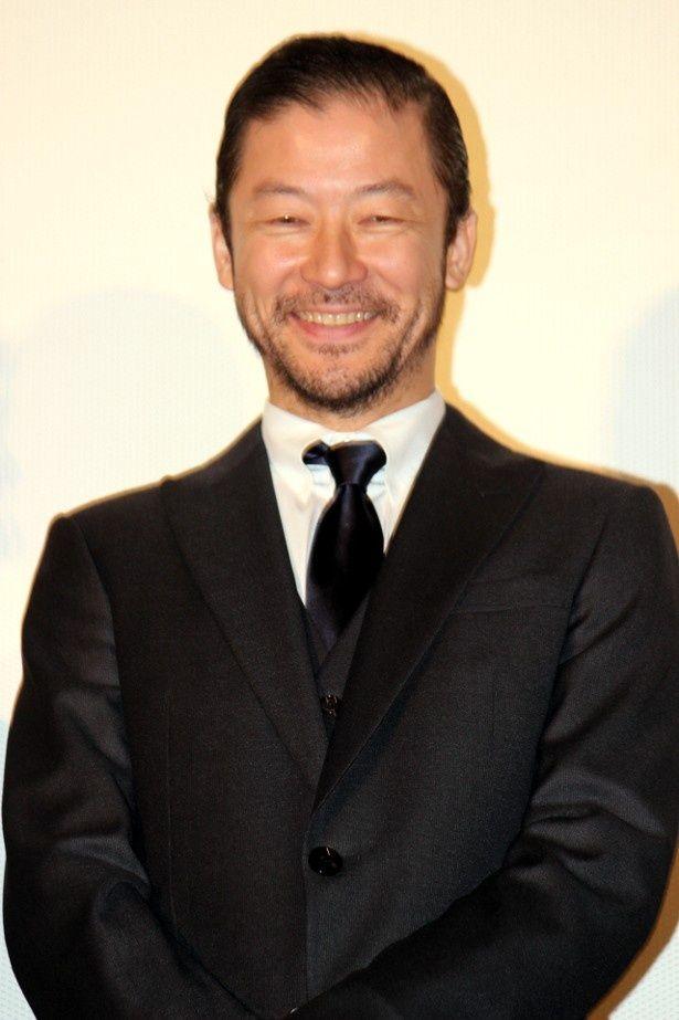 生田斗真を驚かせ、してやったり顔する浅野忠信