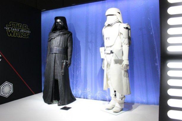 「スター・ウォーズD23特別展」でレアな衣裳が日本初公開