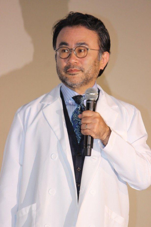 『ギャラクシー街道』の宇宙講座を行った三谷幸喜監督