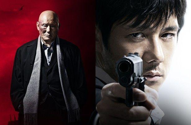 TBSとWOWOWが共同制作した人気ドラマ「MOZU」の完結編『劇場版 MOZU』が初登場1位!