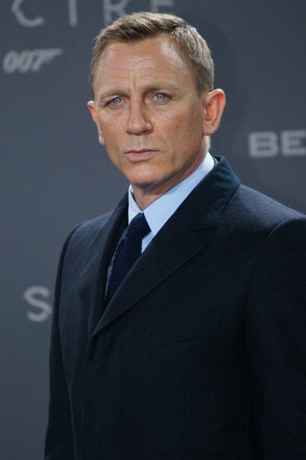 シリーズ最高傑作の呼び声も高い『007 スペクター』で4度目のジェームズ・ボンド役を演じているダニエル・クレイグ