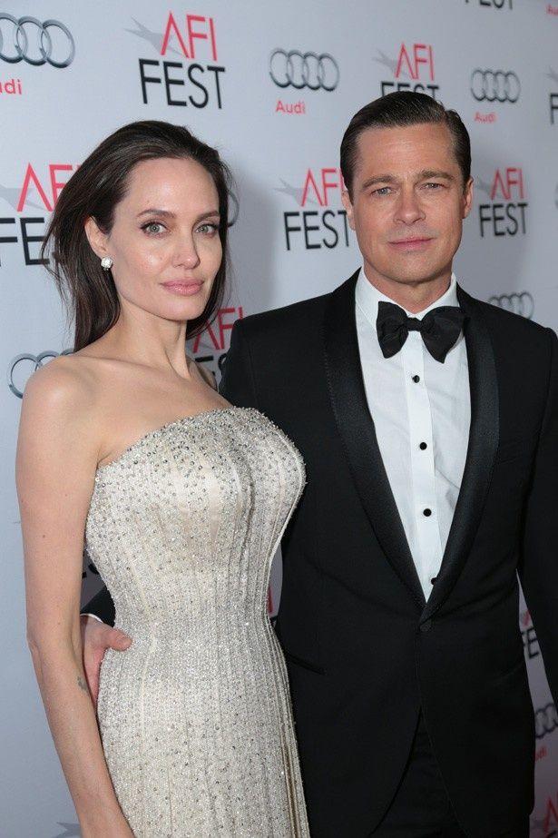 夫ブラッド・ピットとの関係について、「普通のカップルと同様に問題はある」と語ったアンジェリーナ・ジョリー