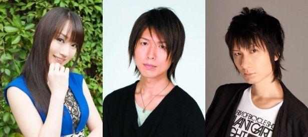 『ハンガー・ゲーム』シリーズの日本語吹替版キャストの水樹奈々、神谷浩史、前野智昭