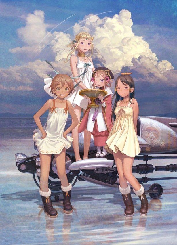 『ラストエグザイル -銀翼のファム- Over the Wishes』は2016年2月6日(土)公開