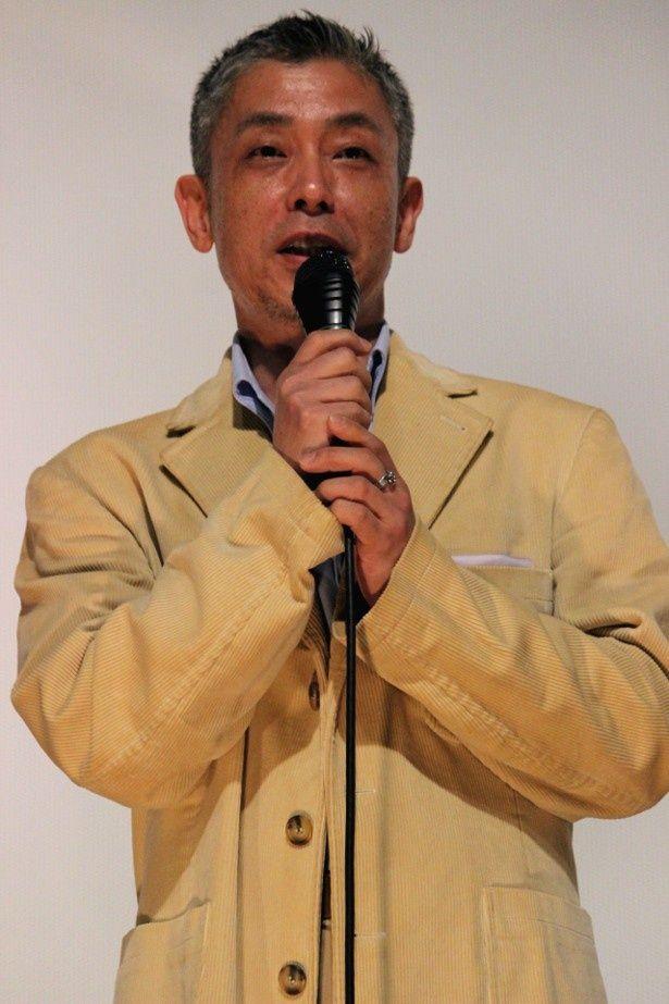 『恋人たち』の橋口亮輔監督が映画を撮れる喜びを語った
