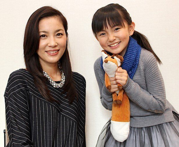 鈴木梨央の「一生女優」宣言に瀬戸朝香もびっくり!