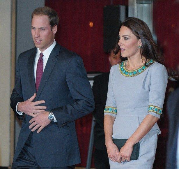 【写真を見る】3年前のウィリアム王子とキャサリン妃。それほど変わったようには見えないが…