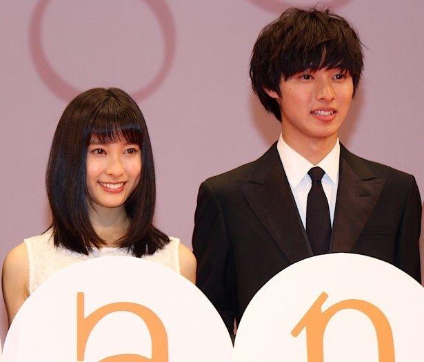 """土屋太鳳、山崎賢人が""""orange-オレンジ-""""愛を絶叫!"""