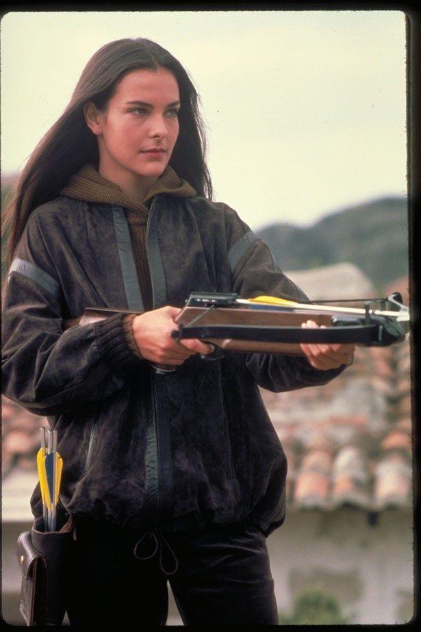 『007/ユア・アイズ・オンリー』のメリナ(キャロル・ブーケ)。復讐の行方は…?