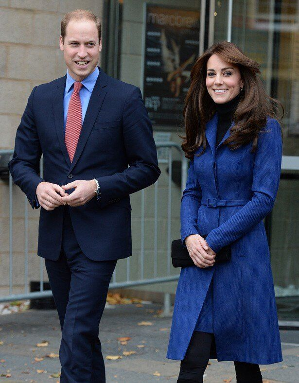 シャーロット王女はウィリアム王子とキャサリン妃、どっちに似ている?