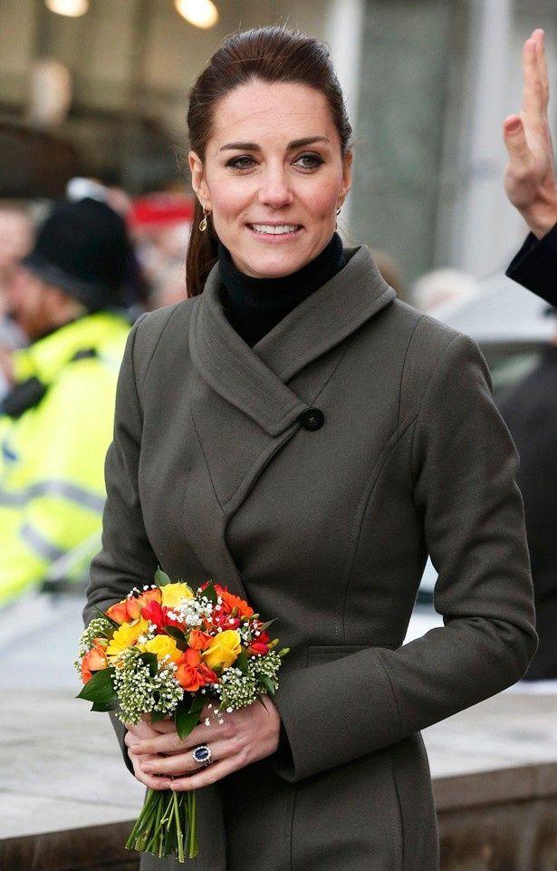 シャーロット王女を写した写真の腕前が絶賛されているキャサリン妃
