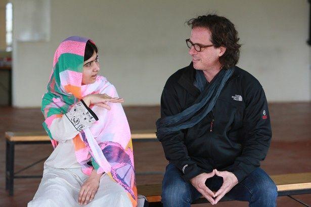 マララ・ユフスザイを題材にしたドキュメンタリー映画が公開