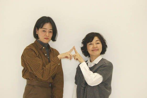 小林聡美と市川実日子が「山のトムさん」の魅力を語る!