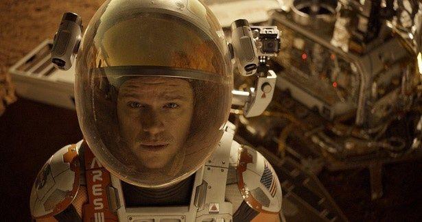 火星に取り残された宇宙飛行士のサバイバルを描く『オデッセイ』