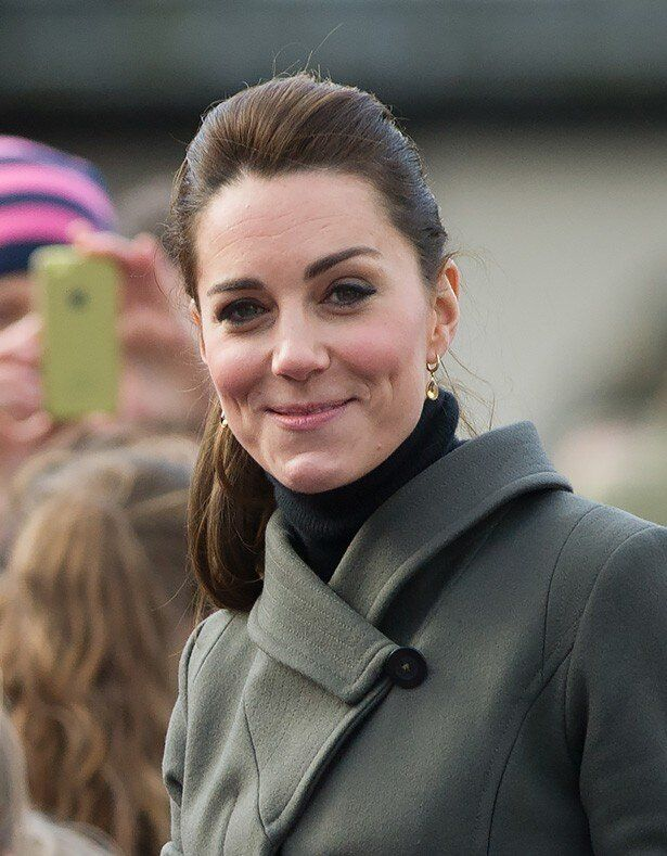 【写真を見る】来年1月9日に34回目の誕生日を迎えるキャサリン妃