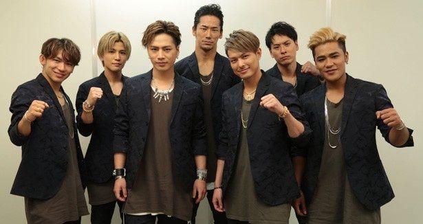 映画『テラフォーマーズ』主題歌を手がける三代目J Soul Brothers from EXILE TRIBE