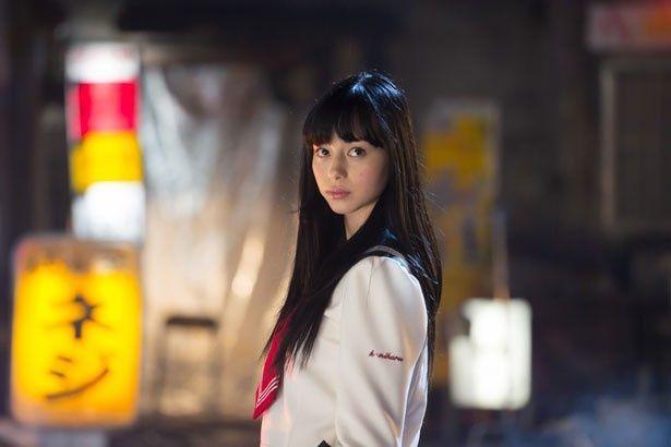 『ライチ☆光クラブ』(2月13日公開)でヒロインを務める中条あやみ