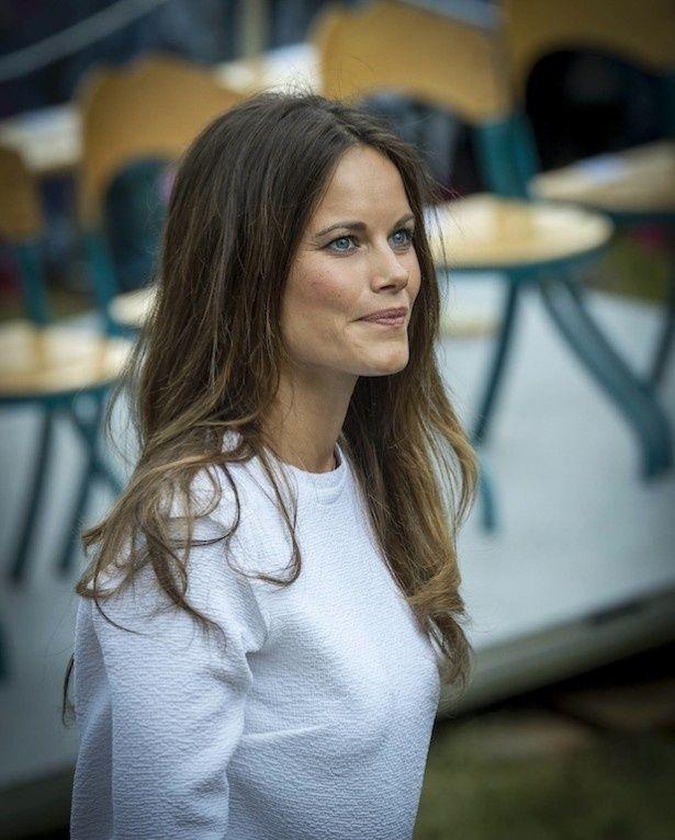 キャサリン妃と比較されることの多いスウェーデンのソフィア妃