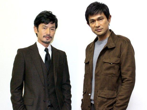 竹野内豊と江口洋介が『人生の約束』で初共演
