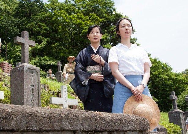 吉永小百合主演の『母と暮せば』は4位にランクイン