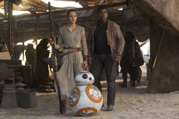 他の新キャラを差し置いて人気爆発中の新ドロイド、BB-8