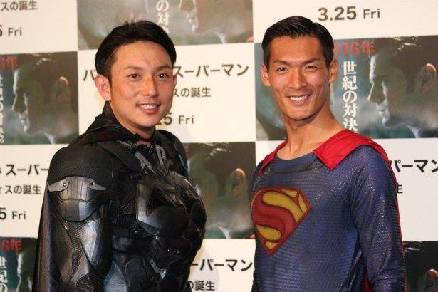 メジャーリーガー川崎宗則選手と、サッカー日本代表の槙野智章が意気投合