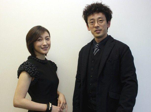 『はなちゃんのみそ汁』で共演した広末涼子と滝藤賢一