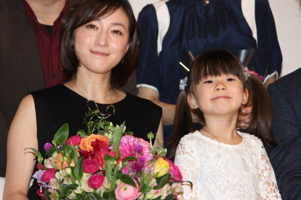 広末涼子、新星子役・赤松えみなをプッシュ