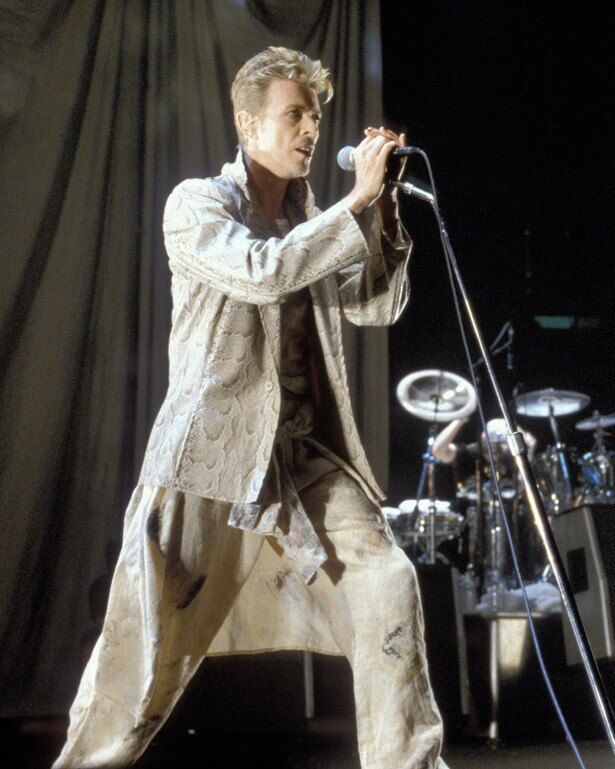 がんのため69歳で死去した世界的ロック歌手デヴィッド・ボウイ