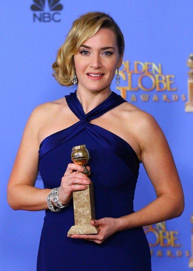 ケイト・ウィンスレットは『スティーブ・ジョブズ』で助演女優賞
