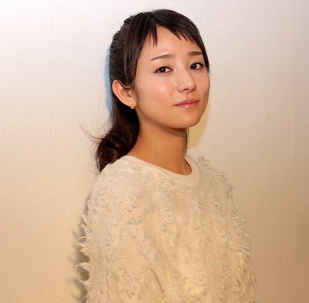 木村文乃、女優業へのモットーは?