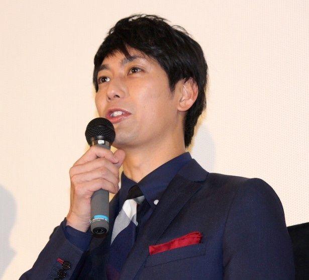 中村和典役の平岡祐太