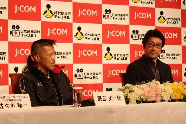 『ジョーのあした-辰吉丈一郎との20年-』は2月20日より大阪先行公開されるほか、J:COMオンデマンドでも同時配信される