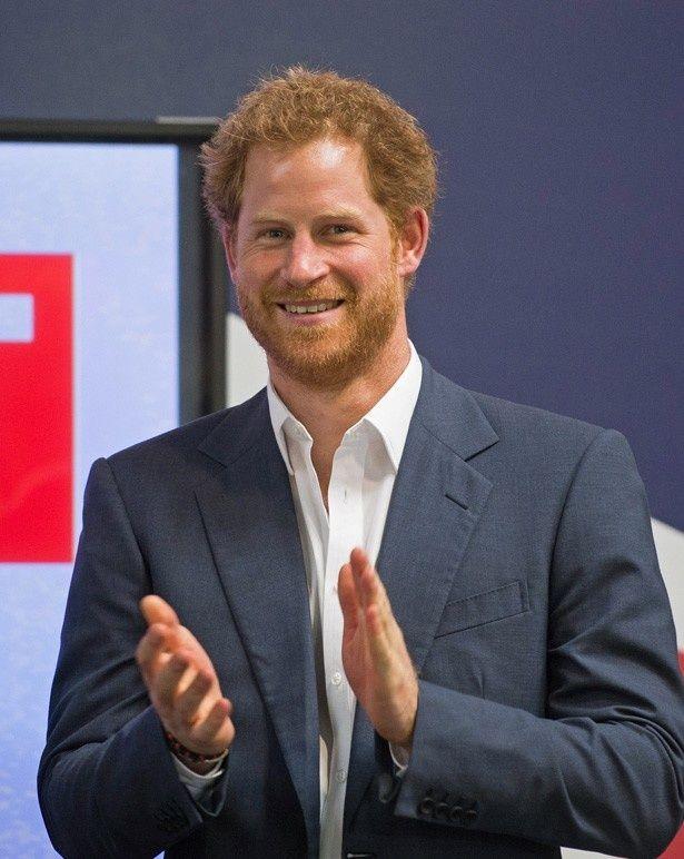 ギリシャ美女との交際が噂されているヘンリー王子