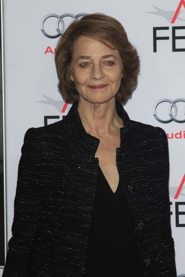 『さざなみ』でアカデミー賞主演女優賞にノミネートされている英女優シャーロット・ランプリング