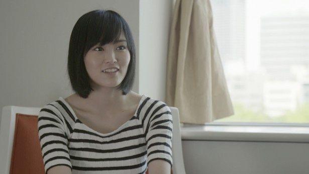 AKB48との兼任メンバーとして活躍する山本彩(『道頓堀よ、泣かせてくれ! DOCUMENTARY of NMB48』)