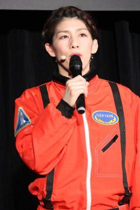 吉田沙保里「宇宙飛行士を目指したい。世界から宇宙へ」